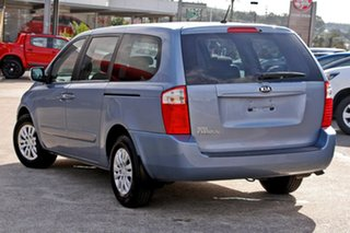2014 Kia Grand Carnival VQ MY14 S Blue 6 Speed Sports Automatic Wagon.