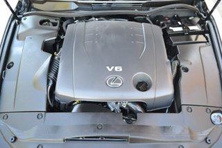 2010 Lexus IS GSE20R MY11 IS250 Prestige Grey 6 Speed Sports Automatic Sedan.