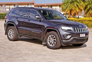 2014 Jeep Grand Cherokee WK MY2014 Laredo Grey 8 Speed Sports Automatic Wagon.