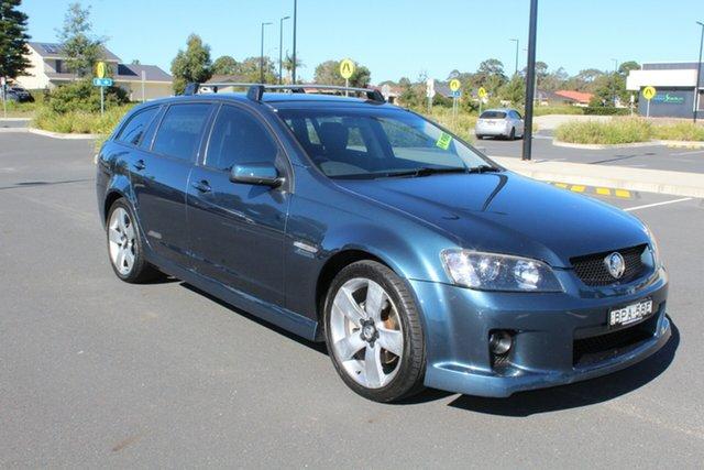 Used Holden Commodore VE II SS V Sportwagon, 2010 Holden Commodore VE II SS V Sportwagon Blue 6 Speed Sports Automatic Wagon