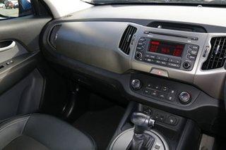 2014 Kia Sportage SL Series 2 MY14 SI (FWD) Blue 6 Speed Automatic Wagon