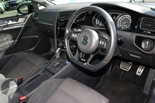 2018 Volkswagen Golf 7.5 MY18 R DSG 4MOTION Grid Edition Black 7 Speed Sports Automatic Dual Clutch