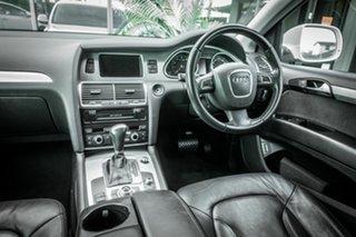 2011 Audi Q7 MY12 TDI Tiptronic Quattro White 8 Speed Sports Automatic Wagon