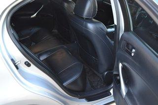 2010 Lexus IS GSE20R MY11 IS250 Prestige Grey 6 Speed Sports Automatic Sedan