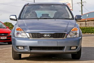 2014 Kia Grand Carnival VQ MY14 S Blue 6 Speed Sports Automatic Wagon