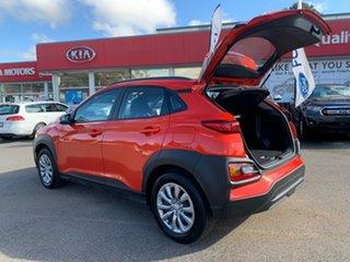 2019 Hyundai Kona Go Orange Sports Automatic Wagon