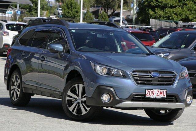 Demo Subaru Outback B6A MY20 2.5i CVT AWD, 2019 Subaru Outback B6A MY20 2.5i CVT AWD Storm Grey 7 Speed Wagon