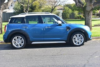 2017 Mini Countryman F60 Cooper Steptronic Blue 6 Speed Sports Automatic Wagon.