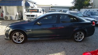 2008 Holden Commodore VE MY09 SV6 Blue 5 Speed Sports Automatic Sedan