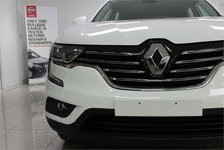 2018 Renault Koleos HZG Life Solid White 1 Speed Constant Variable Wagon