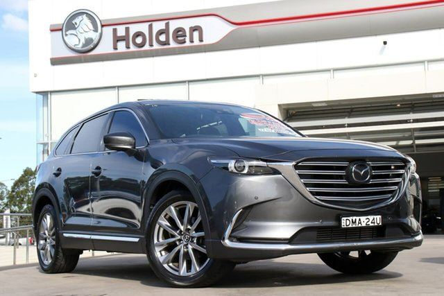 Used Mazda CX-9 TC Azami SKYACTIV-Drive i-ACTIV AWD, 2017 Mazda CX-9 TC Azami SKYACTIV-Drive i-ACTIV AWD Grey 6 Speed Sports Automatic Wagon