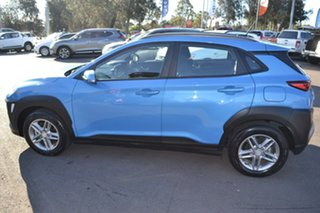 2019 Hyundai Kona OS.3 MY20 Active 2WD Blue 6 Speed Sports Automatic Wagon
