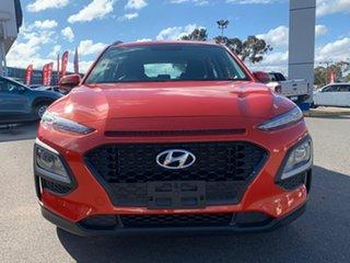 2019 Hyundai Kona Go Orange Sports Automatic Wagon.