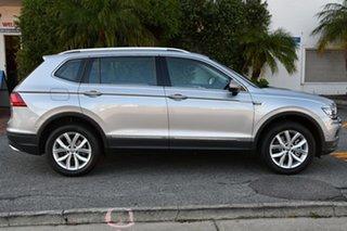 2020 Volkswagen Tiguan 5N MY20 132TSI Comfortline DSG 4MOTION Allspace Pyrite Silver 7 Speed