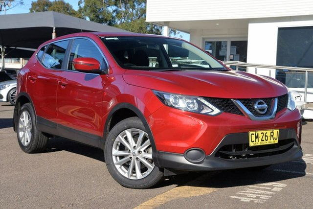 Used Nissan Qashqai J11 ST, 2017 Nissan Qashqai J11 ST 1 Speed Constant Variable Wagon