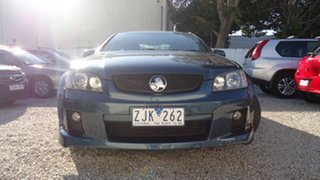 2008 Holden Commodore VE MY09 SV6 Blue 5 Speed Sports Automatic Sedan.