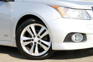 2014 Holden Cruze JH Series II MY14 SRi Z Series Silver 6 Speed Sports Automatic Sedan