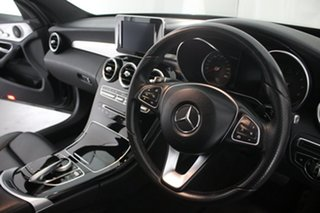 2014 Mercedes-Benz C-Class W205 C200 7G-Tronic + Black 7 Speed Sports Automatic Sedan