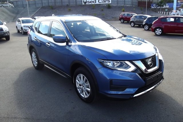 Used Nissan X-Trail T32 Series II ST X-tronic 2WD, 2019 Nissan X-Trail T32 Series II ST X-tronic 2WD Blue 7 Speed Wagon