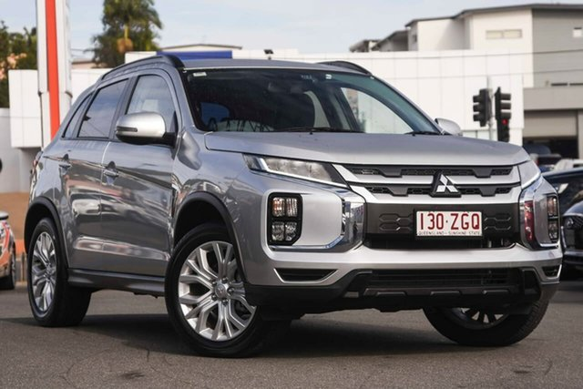 Used Mitsubishi ASX XD MY20 LS 2WD, 2019 Mitsubishi ASX XD MY20 LS 2WD Sterling Silver 1 Speed Constant Variable Wagon