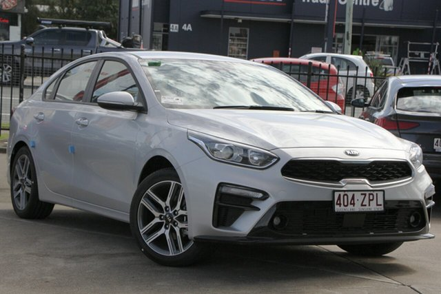 Used Kia Cerato BD MY20 Sport+, 2019 Kia Cerato BD MY20 Sport+ Silky Silver 6 Speed Sports Automatic Sedan