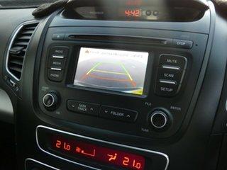 2013 Kia Sorento XM MY13 SLi 4WD Silver 6 Speed Sports Automatic Wagon
