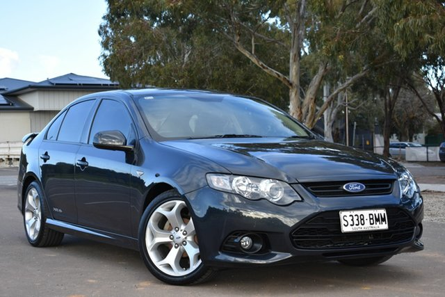 Used Ford Falcon FG MkII XR6, 2012 Ford Falcon FG MkII XR6 Grey 6 Speed Sports Automatic Sedan