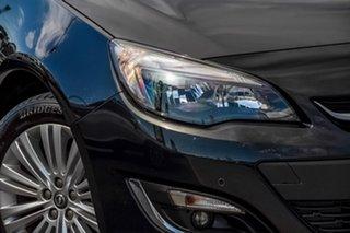 2012 Opel Astra AS Black 6 Speed Manual Hatchback