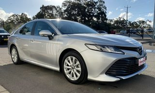 2019 Toyota Camry Ascent Silver Sports Automatic Sedan