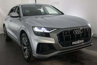 2019 Audi Q8 Florett Silver.