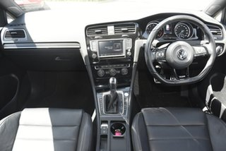 2017 Volkswagen Golf AU MY17 R White 6 Speed Direct Shift Hatchback