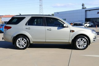 2011 Ford Territory SZ TS Seq Sport Shift Gold 6 Speed Sports Automatic Wagon