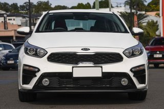 2019 Kia Cerato BD MY19 S White 6 Speed Sports Automatic Sedan