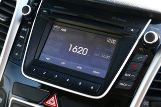 2014 Hyundai i30 GD MY14 Trophy White 6 Speed Manual Hatchback