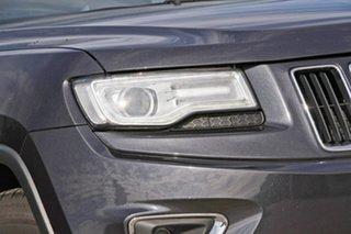 2014 Jeep Grand Cherokee WK MY2014 Laredo Grey 8 Speed Sports Automatic Wagon