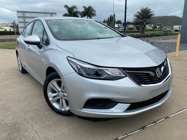 Used Holden Astra BL MY18 LS+, 2018 Holden Astra BL MY18 LS+ Silver 6 Speed Sports Automatic Sedan