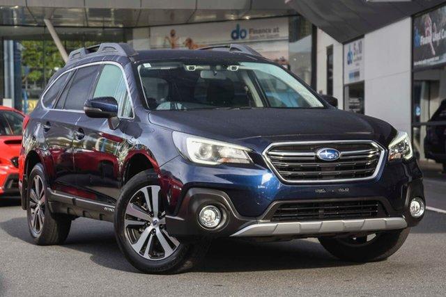 Used Subaru Outback B6A MY18 2.5i CVT AWD, 2018 Subaru Outback B6A MY18 2.5i CVT AWD Blue 7 Speed Constant Variable Wagon