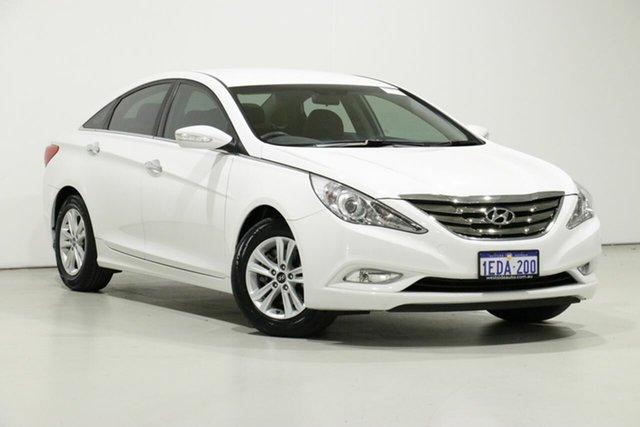 Used Hyundai i45 YF MY11 Active, 2013 Hyundai i45 YF MY11 Active White 6 Speed Automatic Sedan