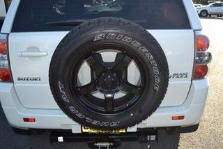 2013 Suzuki Grand Vitara JB MY13 White 4 Speed Automatic Hardtop