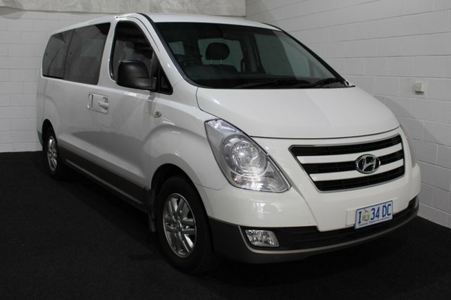 Used Hyundai iMAX TQ3-W Series II MY17 , 2016 Hyundai iMAX TQ3-W Series II MY17 White 6 Speed Manual Wagon