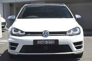 2017 Volkswagen Golf VII MY17 R DSG 4MOTION White 6 Speed Sports Automatic Dual Clutch Hatchback