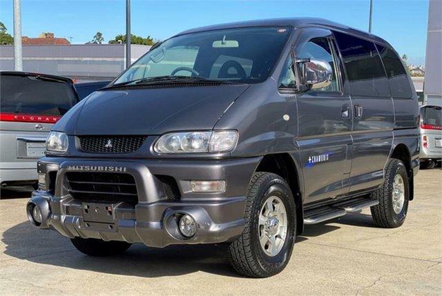 Used Mitsubishi Delica  , 2004 Mitsubishi Delica PD6W Spacegear Grey Automatic Van Wagon