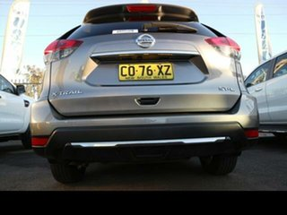 2017 Nissan X-Trail T32 Series 2 ST-L (2WD) Grey Continuous Variable Wagon