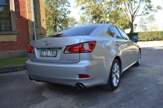 2010 Lexus IS GSE20R MY11 IS250 Prestige Grey 6 Speed Sports Automatic Sedan