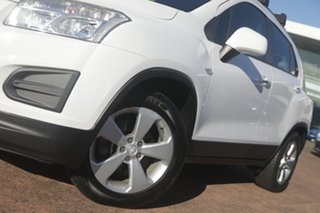 2015 Holden Trax TJ MY15 LS Active White 6 Speed Automatic Wagon.
