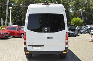 2016 Volkswagen Crafter 2ED1 MY16 35 MWB TDI400 White 6 Speed Manual Van.