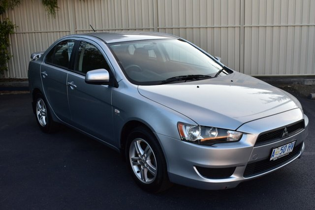 Used Mitsubishi Lancer CJ MY08 ES, 2008 Mitsubishi Lancer CJ MY08 ES Silver 5 Speed Manual Sedan