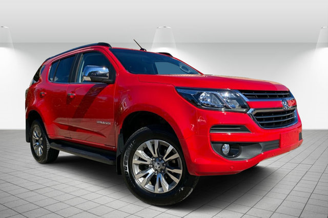 Used Holden Trailblazer RG MY19 LTZ, 2019 Holden Trailblazer RG MY19 LTZ Red 6 Speed Sports Automatic Wagon