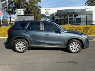 2012 Mazda CX-5 KE Series Maxx Sport Grey Sports Automatic