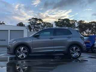 2020 Volkswagen T-Cross C1 MY20 85TSI DSG FWD Style Grey 7 Speed Sports Automatic Dual Clutch Wagon.